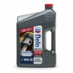 Моторное масло CHEVRON DELO 400 SAE 10W30 3,785л