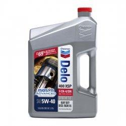 Моторное масло CHEVRON DELO 400 SYN XSP 5W40 CK-4/SN 3,785л