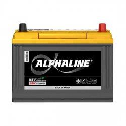 АКБ ALPHALINE AGM AX D26L (75Aч) ОБРАТНЫЙ