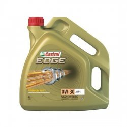 Моторное масло CASTROL 0W30 EDGE TITANIUM FST 4Л СИНТ