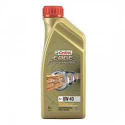 Моторное масло CASTROL 0W40 EDGE TITANIUM FST 1Л СИНТ