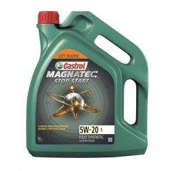 Моторное масло CASTROL 5W20 STOP-START E 5Л СИНТ