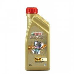 Моторное масло CASTROL 5W30 LL EDGE TITANIUM 1Л СИНТ