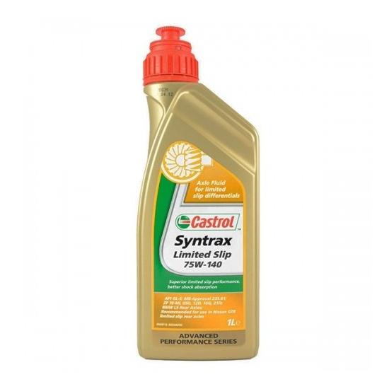 Трансмиссионное масло CASTROL SYNTRAX LIMITED SLIP  75W140 1Л
