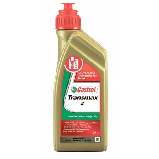Трансмиссионное масло CASTROL TRANSMAX Z  70W-80 1Л