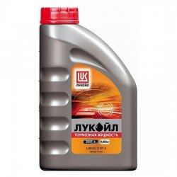 Тормозная жидкость ЛУКОЙЛ ДОТ-4  910 МЛ