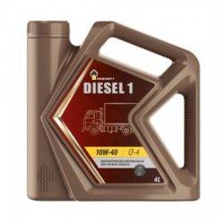 Моторное масло Rosneft Diesel 1 10w40  4л