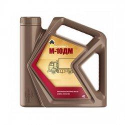 Моторное масло Rosneft  М-10ДМ SAE 30 API CD минеральное 4 л