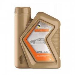 Моторное масло Rosneft Magnum 5W-40 SG/CD полусинт 1 л