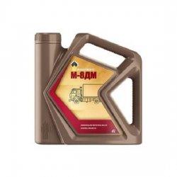 Моторное масло Rosneft  М-8ДМ SAE 20 API CD минеральное 4 л