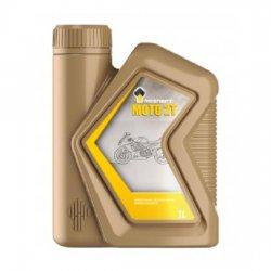Моторное масло Rosneft  MOTO 2T SAE  F/M 2 API TC минеральное 1 л