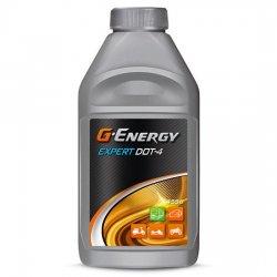 Тормозная жидкость G-Energy Expert DOT-4  455гр