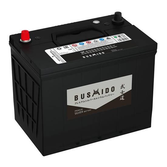 АКБ BUSHIDO Premium 110D26L 90Ач ОБРАТНЫЙ