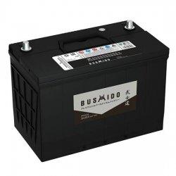АКБ BUSHIDO Premium 125D31L 105Ач ОБРАТНЫЙ