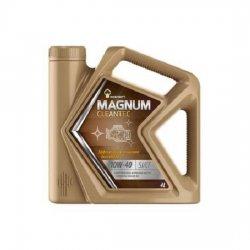 Моторное масло Rosneft Magnum Cleantec 10W-40 SJ/CF синт 4 л