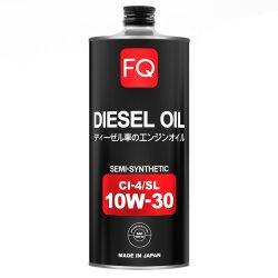 Масло моторное FQ DIESEL 10W30 CI-4/SL П/С 1Л