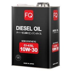 Масло моторное FQ DIESEL 10W30 CI-4/SL П/С 4Л