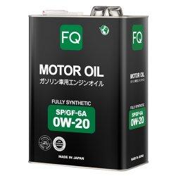 Масло моторное FQ 0W20 SP/GF-6A СИНТ 4Л