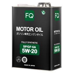 Масло моторное FQ 5W20 SP/GF-6A СИНТ 4Л