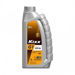 Моторное масло KIXX G1 5W-30 API SN Plus/GF-5 GM dexos1™ Gen2 синт 1 л