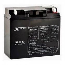 АКБ Xtreme VRLA 12V 18Ah (OT18-12)
