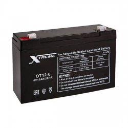 АКБ Xtreme VRLA 6V 12 Ah (OT 12-6)