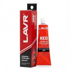 Герметик-прокладка красный высокотемпературный RED LAVR 85г