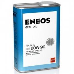 Масло трансмиссионное ENEOS GEAR GL-5 80W90 1 Л