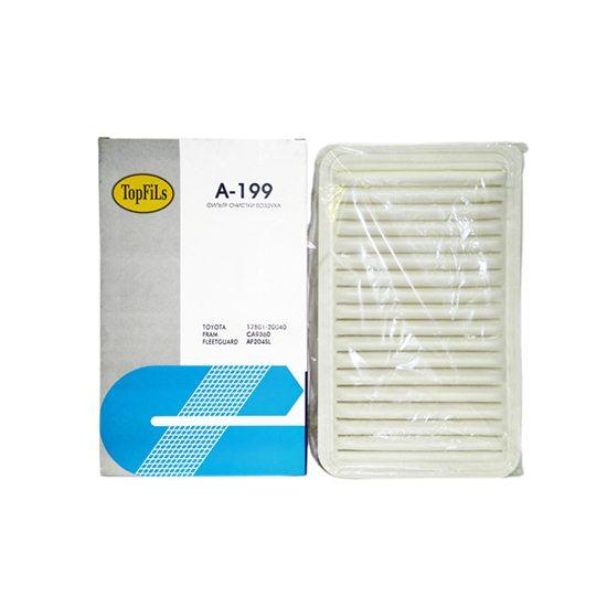 Фильтр воздушный TOP FILS A-199 17801-20040