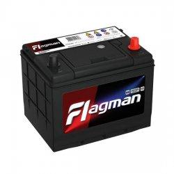 АКБ FLAGMAN 85D23L (70Aч) ОБРАТНЫЙ