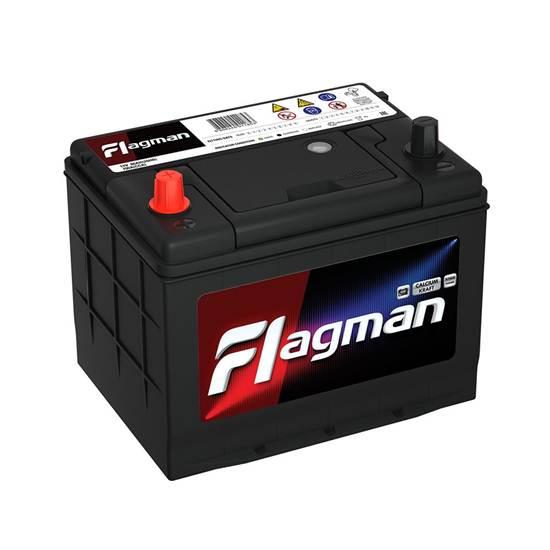 АКБ FLAGMAN 85D23R (70Aч) ПРЯМОЙ