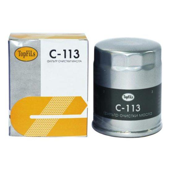 Фильтр масляный TOP FILS C-113 90915-03004