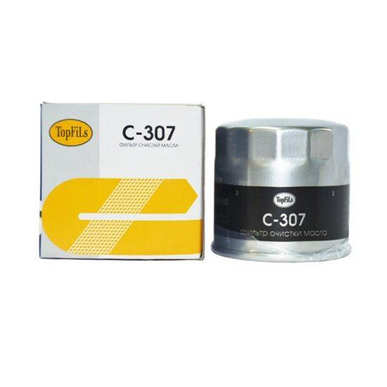 Фильтр масляный TOP FILS C-307 MD001445