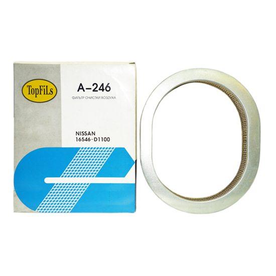 Фильтр воздушный TOP FILS A-246 16546-D1100