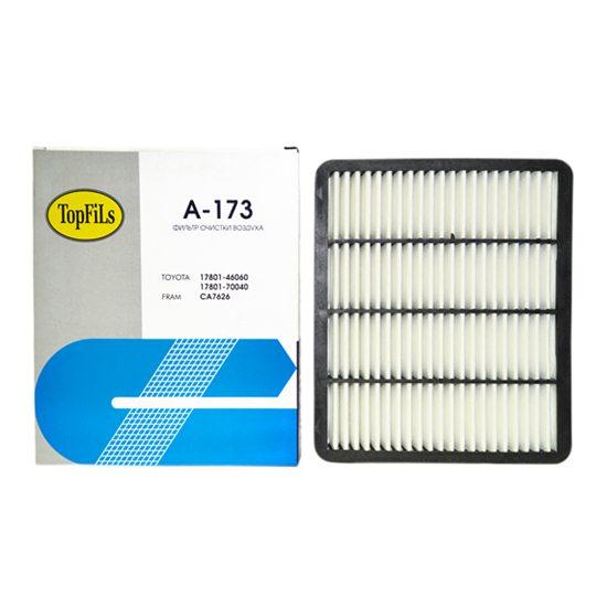 Фильтр воздушный TOP FILS A-173 17801-46060