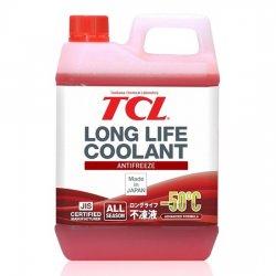 АНТИФРИЗ TCL LLC -50 RED  2 L