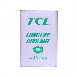 АНТИФРИЗ TCL LLC -50 GREEN  18 L