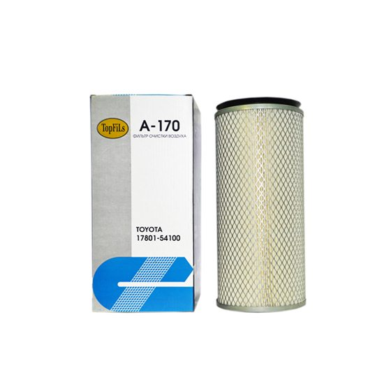 Фильтр воздушный TOP FILS A-170 17801-54100