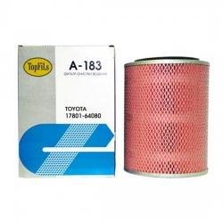 Фильтр воздушный TOP FILS A-183 17801-64080