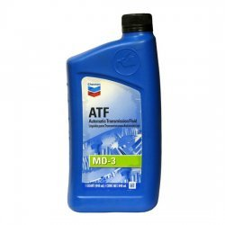 Жидкость для АКПП CHEVRON ATF DEXRON MD-3/MERCON 0,946 л.