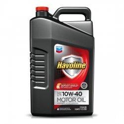 Моторное масло CHEVRON HAVOLINE SAE 10W40 4,732л