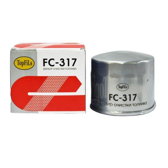 Фильтр топливный TOP FILS FC-317 ME006066