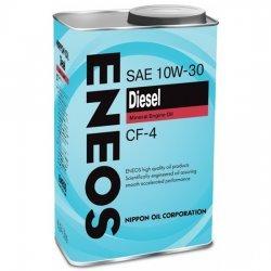 Моторное масло ENEOS CF-4 10W30 МИНЕРАЛЬНОЕ ДИЗЕЛЬ 1Л