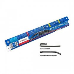 Щетка стеклоочистителя Avantech Aerodynamic 600 мм 24''  A24