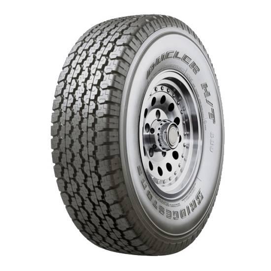 Шина 265/70 R16 Bridgestone Dueler H/T D689 112H ЛЕТО