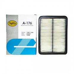 Фильтр воздушный TOP FILS A-176 17801-11090