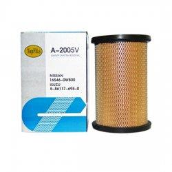 Фильтр воздушный TOP FILS A-2005V 16546-0W800