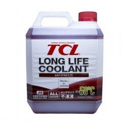 АНТИФРИЗ TCL LLC -50 RED  4 L