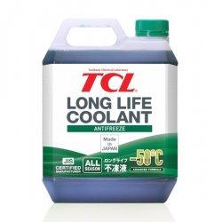 АНТИФРИЗ TCL LLC -50 GREEN  4 L