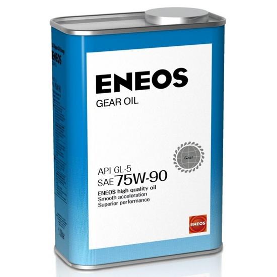 Масло трансмиссионное ENEOS GEAR GL-5 75W90 1 Л